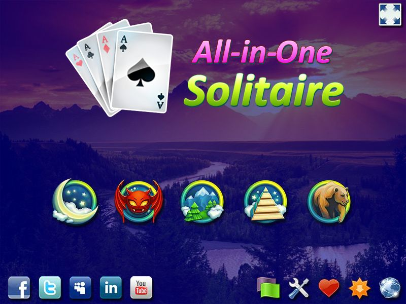 Solitaire Funny Games Funnygames Patience 1